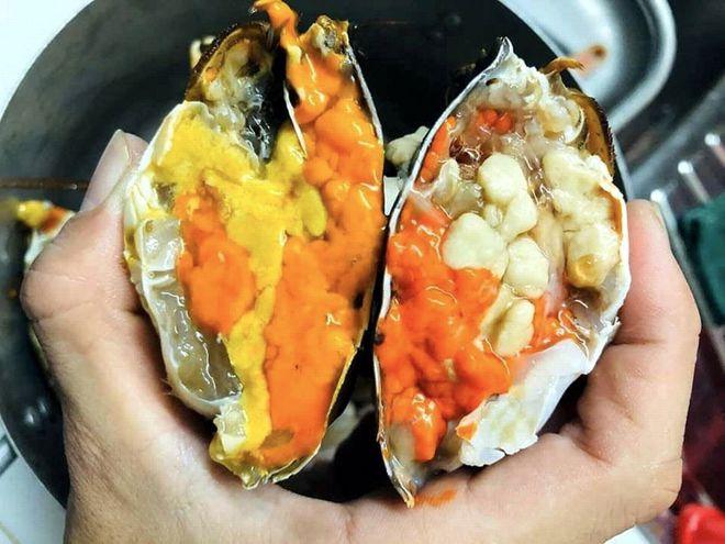 Hương vị quê hương Nghệ thuật ăn cua