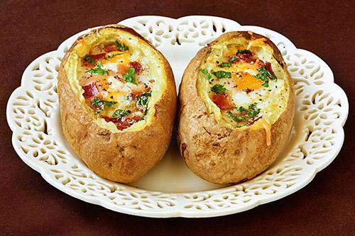 Cách chế biến các món khác từ khoai tây ngon cực đơn giản
