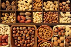 loại quả hạt các mẹ nên ăn khi mang thai