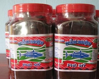 Mắm ruột Bình Định